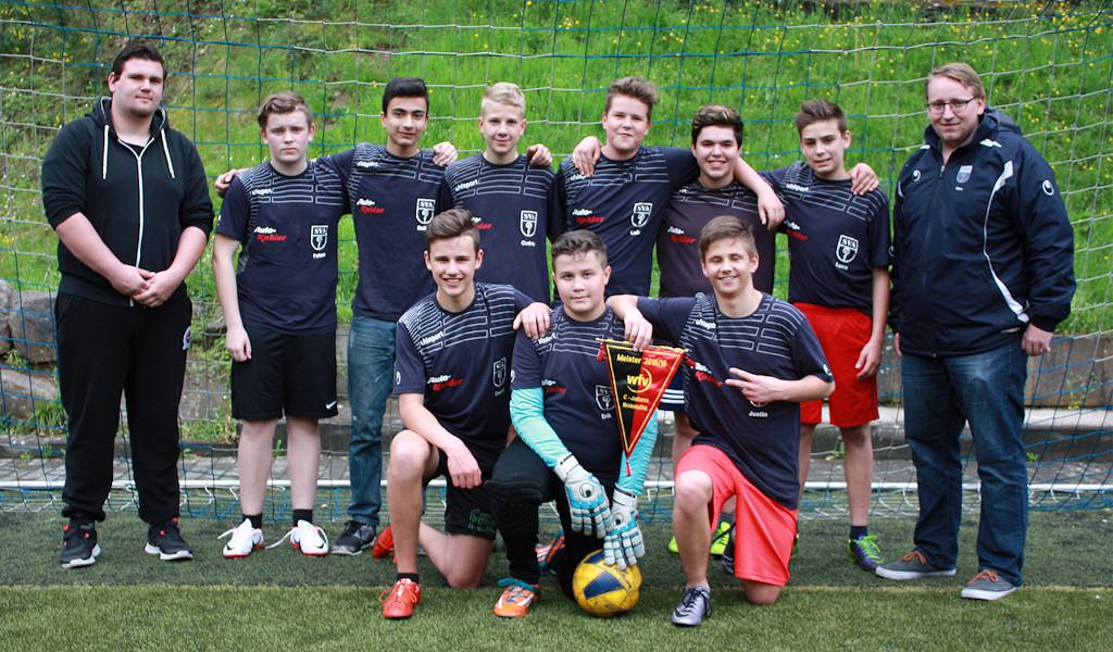 C-Junioren SV Alpirsbach-Rötenbach